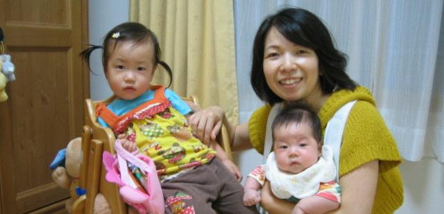 横浜市緑区お母さんとお子さま