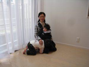 旭区お母様と子ども