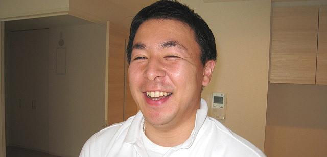 笑顔の職人