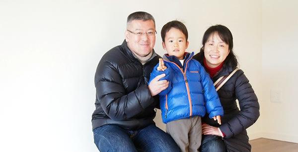 鎌倉市のご家族
