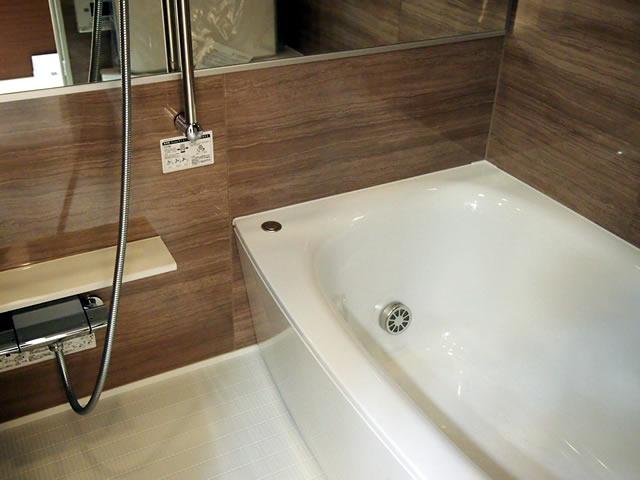 浴室水周りコーティング